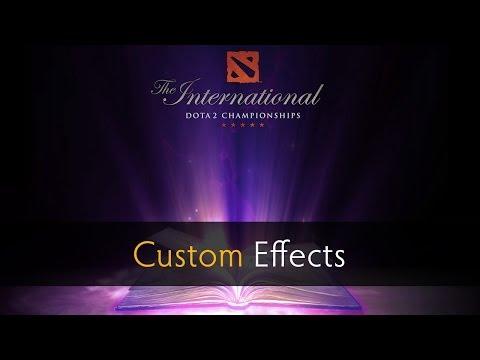 Dota 2 TI4 Compendium - Custom Effects