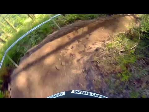 Welsh Gravity Enduro, stage 2 New ending!