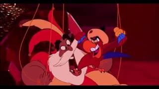 Aladdin (1992) - Puppet Ruler want a Cracker