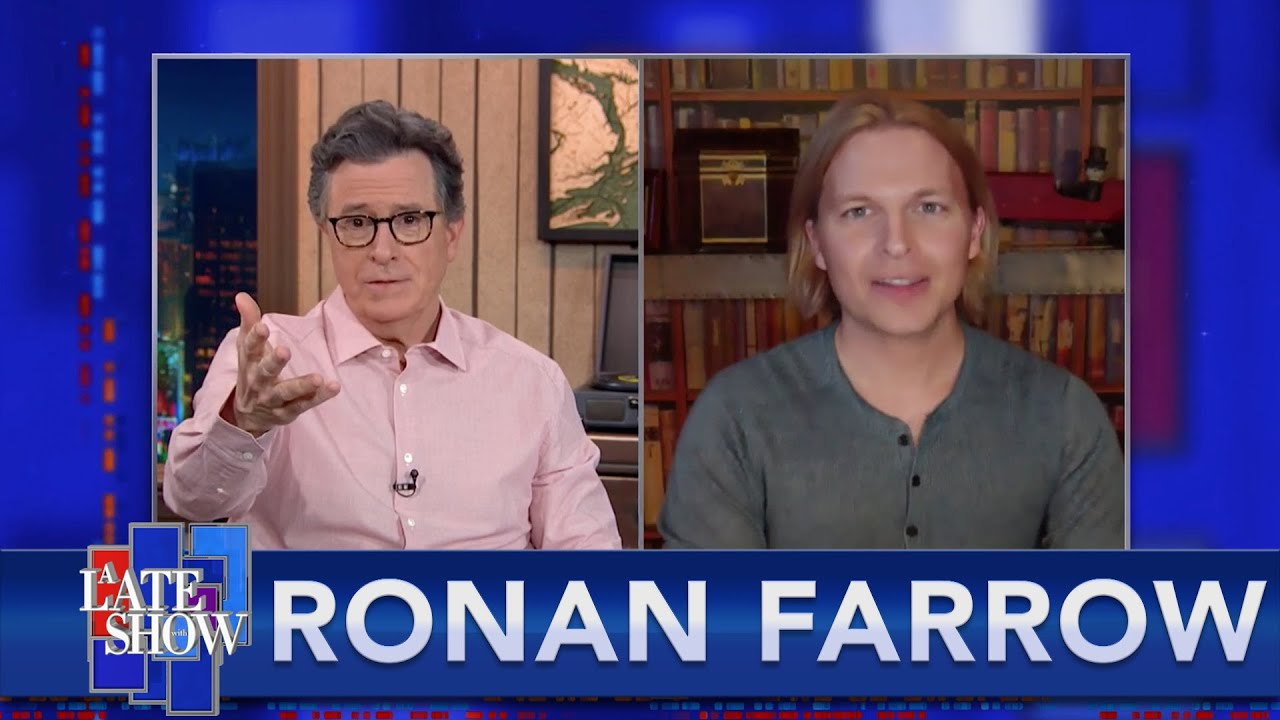 """""""This Is Not Going Away"""" - Ronan Farrow On How Conspiracies Fueled An Insurrection"""