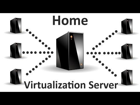 DIY Cheap Home Virtual Environment Server