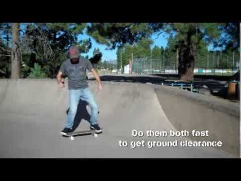 How to Ollie Higher in 5 Minutes for Beginners (An Exercise)
