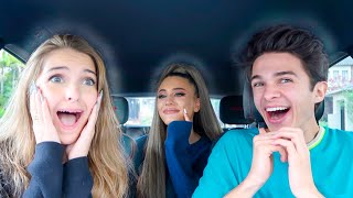 Surprising my Friends with Ariana Grande!? (Pranking ALL my Friends) | Brent Rivera