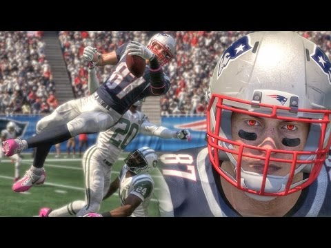 GRONK JUMPS OVER REVIS! Madden 16 Career Mode Gameplay Ep. 1