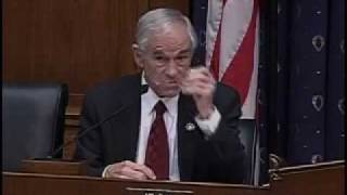 Ron Paul Questions-ball-meyer-goodspeed And Taylor On The Risk Of Inflation