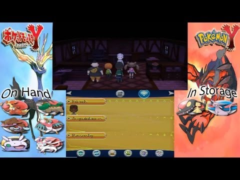 Pokemon Y walkthrough (w/ commentary) Part 25 - A Horror-ible Story!