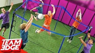 Circular Net Volleyball Challenge!!