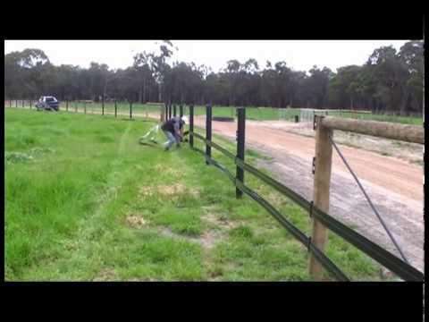 Complete Horserail Installation