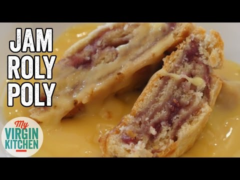 JAM ROLY POLY RECIPE