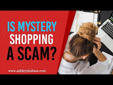 Is Mystery Shopping A Scam?