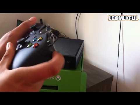 Abrindo a caixa do Xbox One - Unboxing