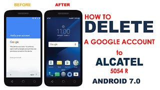 Alcatel TETRA | 5041C bypass FRP and Remove Google Account