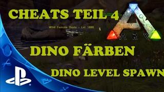 ARK: Survival Evolved - Alle Scorched Earth Tiere [HD+/DE][Original