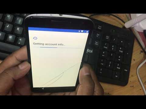 Motorola Nexus 6 Patch 5 October 2017 Google Lock / FRP Removed!!!