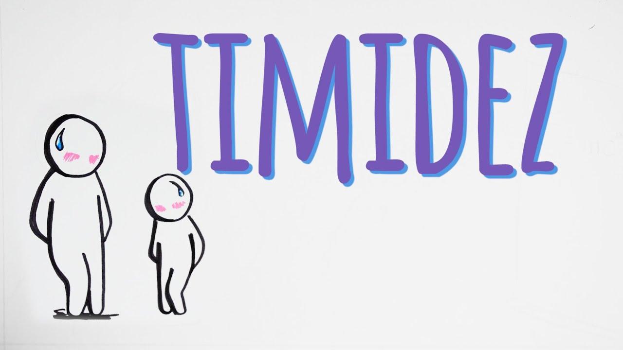 TIMIDEZ E INTROVERSÃO