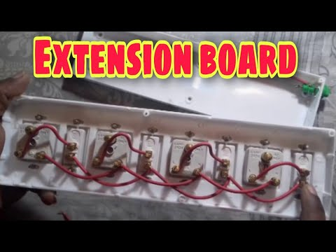 How To Make Exetension Board With Indfuse At Home Download Mp4 Full HDOZGVS