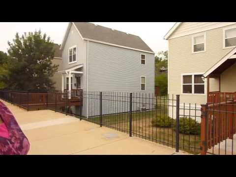 Building new homes in South Chicago