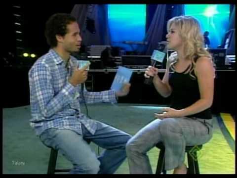 Kelly Clarkson - MTV TRL Backstage Pass - Part 2