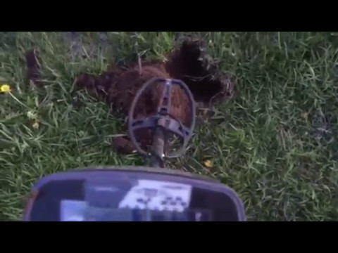 Abandoned and torn down. Metal detecting results. .357 live round.