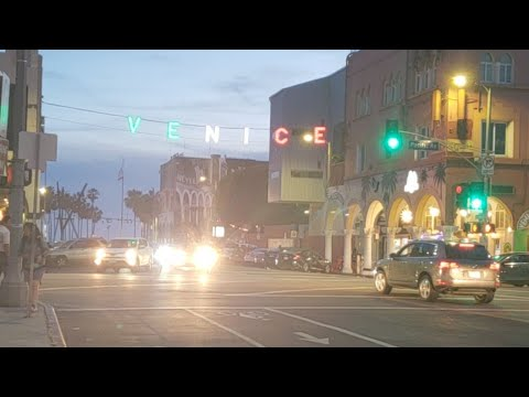 Lapd  cop watch Venice beach