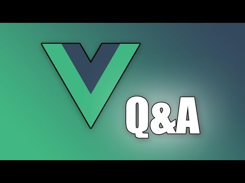 Vue.js - Common Questions (and Answers!)