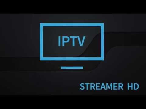IPTV Streamer:   The best IPTV app for Apple TV