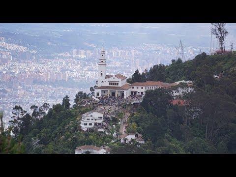 La historia del Santuario del Señor de Monserrate, en Bogotá (Colombia)