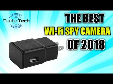The Best Hidden WIFI Spy Camera for 2018