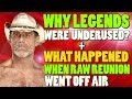 WWE NEWS WHAT HAPPENED WHEN WWE RAW WENT OFF AIR TODAYREAL REASON WHY LEGENDS WERE UNDERUTILIZED
