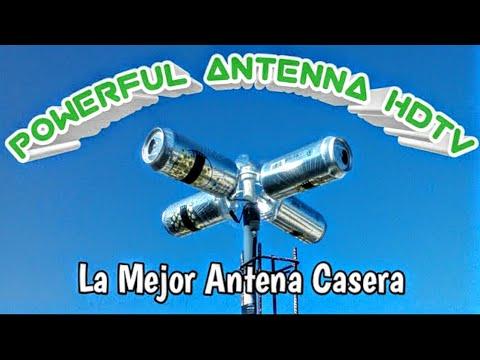 POWERFUL ANTENNA HDTV Modified Version 2018