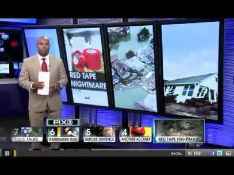 Superstorm Sandy Insurance Claim Report