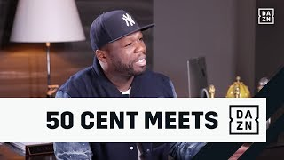 50 Cent Chats With Ak & Barak