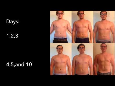 My 10 Day Water Fast Results!!! | Amazing Weight Loss Results (20lbs+ lost) | It's Finally Over