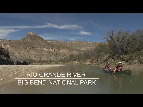 Rio Grande River,  Big Bend National Park