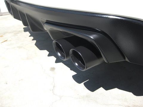 2015 Subaru WRX Ep. 408: Let's Try Satin Cleared Exhaust Tips?