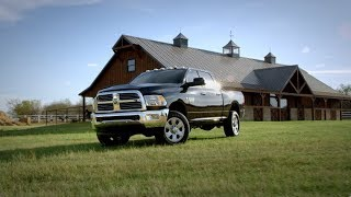 2018 Ram 2500 Big Horn | Product Features