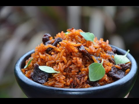 HOW TO COOK THE PERFECT JOLLOF RICE RECIPE
