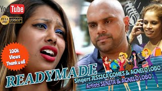 Konkani Songs | Jessica Gomes & Agnelo Lobo | song READYMADE