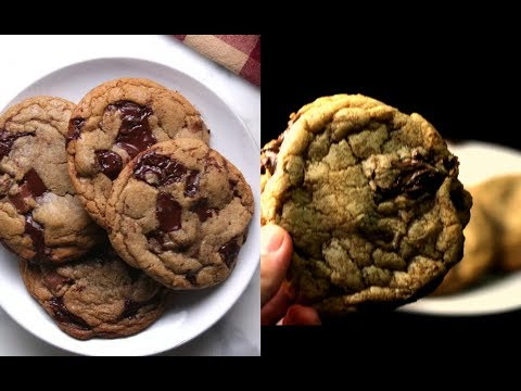 The Best Chewy Chocolate Chip Cookies (Tasty's Recipe)