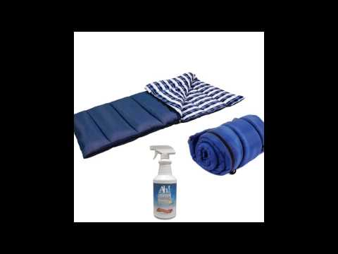 Ah! - Sleeping bag odor, stinky sleeping bag, camping odor eliminator, get rid of odor,