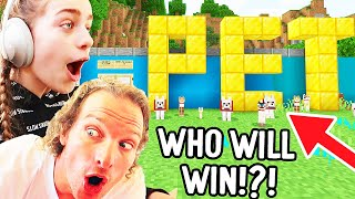 DAD RANKS OUR MINECRAFT PET SHOPS Gaming w/ The Norris Nuts