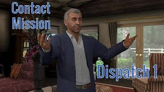 GTA 5 Online | New Contact Mission Dispatch 1