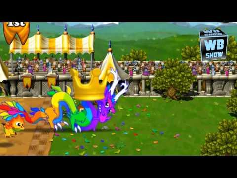 DragonVale: Epic Rainbow Dragon [Adult]