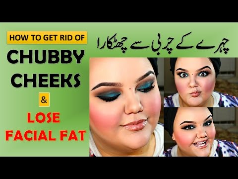 how to get rid of face fat, cubby face-Pure Home Remedies