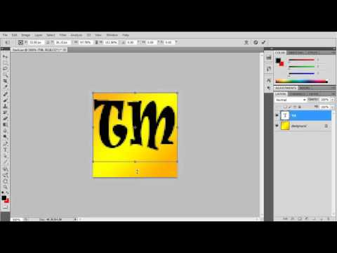 How To Create .ico Favicon In PhotoShop