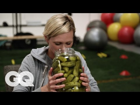 A Jar of Pickles a Day Keeps the Hangover Away…Or Does It? - GQ​'s Hangover Lab​