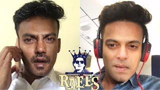 Raees deleted scene of Shahrukh Khan and nawazuddin siddiqui -by Jayvijay Sachan