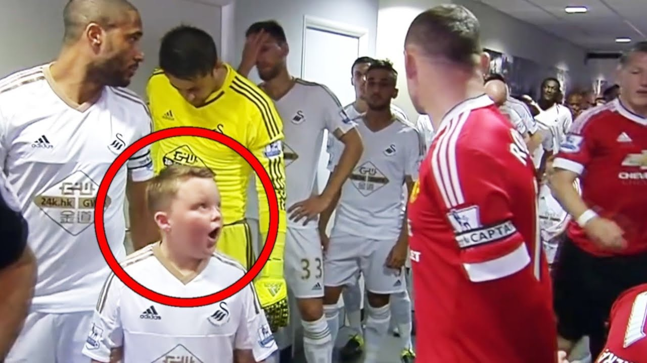 Los MEJORES Momentos En El Túnel De Fútbol 🤪