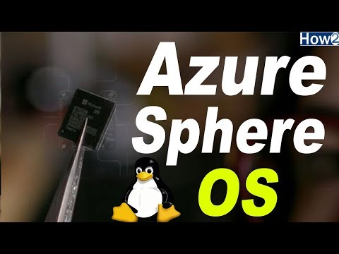 Microsoft Azure Sphere First Linux Operating System | IoT Security | 2018