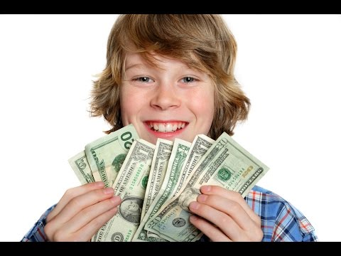 How to make fast money as a teenager (10 ways)